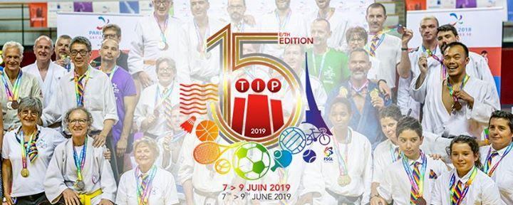 TIP Pôle Combat - Judo in Paris le Sat, June  8, 2019 from 07:00 pm to 10:00 pm (Sport Gay, Lesbian, Hetero Friendly, Trans, Bi)