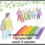 Makoto à la rentrée des associations du Centre LGBT in Paris le Sun, September 16, 2018 from 02:00 pm to 06:00 pm (Meetings / Discussions Gay, Lesbian, Hetero Friendly, Trans, Bi)