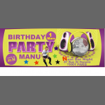 ★ ★ ★ MANU Birthday PARTY ★ ★ ★ in Paris le Fri, March  1, 2019 from 08:00 pm to 04:00 pm (Sex Gay)
