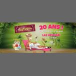La Nuit des Crazyvores + 20 Ans ! in Paris le Sa  6. April, 2019 23.55 bis 06.55 (Clubbing Gay)