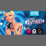 Le retour de la Nuit des Crazyvores+ in Nice le Fri, February 22, 2019 from 11:55 pm to 06:00 am (Clubbing Gay)