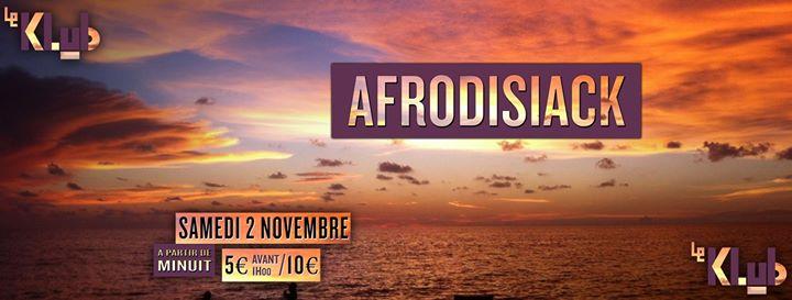 巴黎Afrodisiack2019年11月 2日,23:55(男同性恋 俱乐部/夜总会)