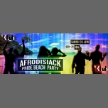 Afrodisiack Pride Beach Party à Paris le sam. 30 juin 2018 de 23h55 à 06h30 (Clubbing Gay)