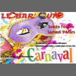 Le Bar'Ouf : Soiree Carnaval in Paris le Sat, March  9, 2019 from 06:00 pm to 01:30 am (After-Work Gay Friendly, Lesbian)