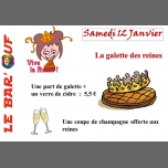 Le Bar'Ouf : Soirée Galette des reines in Paris le Sat, January 12, 2019 from 07:00 pm to 11:50 pm (After-Work Lesbian)