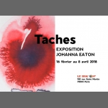 "Expostion Johanna Eaton ""Taches"" à Paris du 16 février au  8 avril 2018 (Expo Gay Friendly, Lesbienne)"