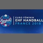 Le Bar'Ouf diffusion euro handball feminin: france-montenegro in Paris le Tue, December  4, 2018 from 09:00 pm to 10:30 pm (After-Work Gay Friendly, Lesbian)