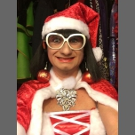 Le Bar'Ouf : Soirée de Noel avec Martine Superstar à Paris le jeu. 20 décembre 2018 de 19h30 à 22h30 (After-Work Gay Friendly, Lesbienne)