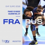 Le Bar'Ouf : Diffusion Euro Feminin de Handball France Russie in Paris le Do 29. November, 2018 21.00 bis 23.00 (After-Work Gay Friendly, Lesbierin)