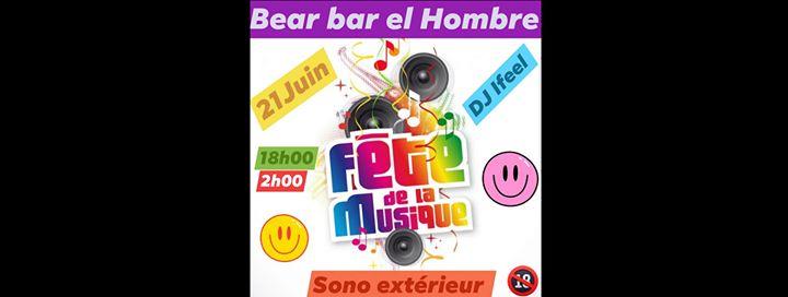 Fête de La Musique à Paris le ven. 21 juin 2019 de 18h00 à 02h00 (After-Work Gay, Bear)