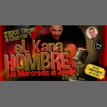 El Kara'Hombre à Paris le mer. 19 décembre 2018 de 21h00 à 02h00 (After-Work Gay, Bear)