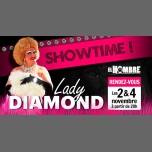 Lady Diamond à Paris le ven.  2 novembre 2018 de 20h00 à 02h00 (After-Work Gay, Bear)