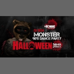 Halloween Bear Monster Party à Paris le mer. 31 octobre 2018 de 18h00 à 05h00 (After-Work Gay, Bear)