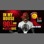 In my house 90s in Paris le Sat, February  9, 2019 from 09:30 pm to 05:00 am (After-Work Gay, Bear)