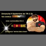 Tea-Dance Hirsutes in Paris le Sun, September  9, 2018 from 07:00 pm to 02:00 am (Tea Dance Gay, Bear)