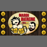 Mardi Bièrerie in Paris le Tue, November 27, 2018 from 05:00 pm to 11:00 pm (After-Work Gay, Bear)