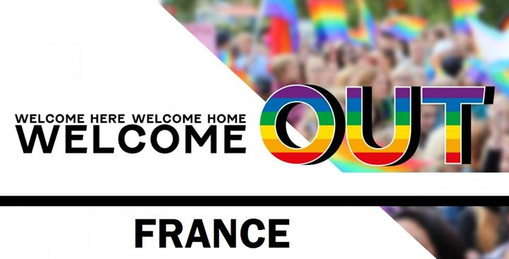 La rentrée de WelcomeOUT /The relaunch of the WelcomeOUT project in Paris le Thu, September 12, 2019 from 07:00 pm to 11:00 pm (Meetings / Discussions Gay, Lesbian, Trans, Bi)
