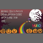 Soirée d'Halloween in Paris le Wed, October 31, 2018 from 06:00 pm to 10:00 pm (After-Work Gay, Lesbian, Trans, Bi)