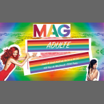 Soirée MAGadulte #16 (18-30 ans) in Paris le Thu, April 18, 2019 from 07:00 pm to 11:00 pm (Meetings / Discussions Gay, Lesbian, Trans, Bi)