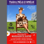 Dans la peau de Marguerite Dupré à Paris le dim. 25 mars 2018 de 15h00 à 16h15 (Spectacle Gay Friendly)
