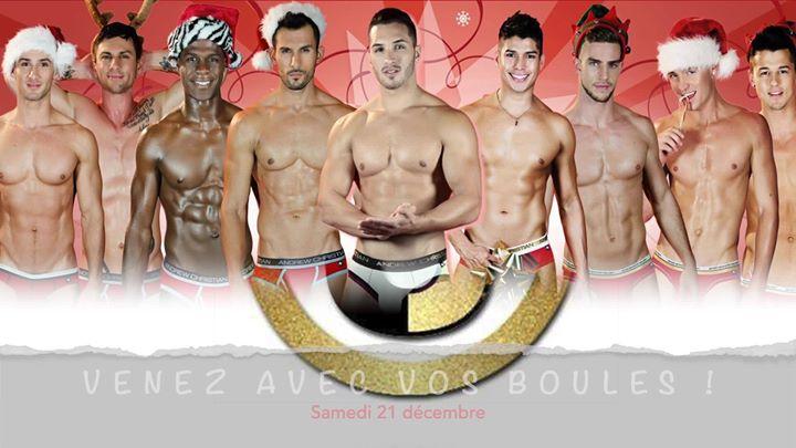 ★ ☆ Univers Jeunes : venez avec vos boules ! ☆★ à Paris le sam. 21 décembre 2019 de 20h00 à 02h00 (Clubbing Gay Friendly)