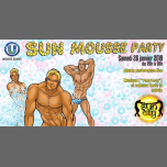◣ Sun Mousse Party ◥ Univers Jeunes n° 333 in Paris le Sat, January 26, 2019 from 07:00 pm to 01:00 am (Sex Gay, Lesbian, Trans, Bi)