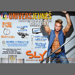"◣ Univers Jeunes ""History"" ◥ au Sly (21h/03h) in Paris le Sat, March  2, 2019 from 09:00 pm to 03:00 am (Clubbing Gay)"