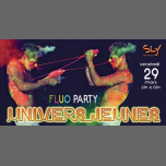 "◣ Univers Jeunes ""Fluo"" ◥ en Paris le vie 29 de marzo de 2019 21:00-03:00 (After-Work Gay)"