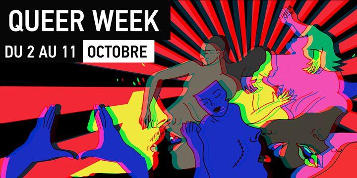 Queer Week 2020, du 2 au 11 octobre a Parigi dal  2-11 ottobre 2020 (Festival Gay, Lesbica, Trans, Bi)