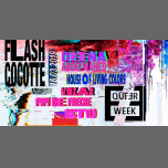 Flash Cocotte x Queer Week a Parigi le sab 16 marzo 2019 23:30-06:30 (Clubbing Gay, Lesbica, Trans, Bi)
