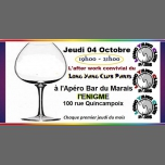 After work convivial in Paris le Thu, October  4, 2018 from 07:00 pm to 09:00 pm (After-Work Gay, Lesbian)