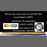 La rentrée des Associations au Centre lgbt IDF in Paris le Sun, September 16, 2018 from 02:00 pm to 06:00 pm (Meetings / Discussions Gay, Lesbian)