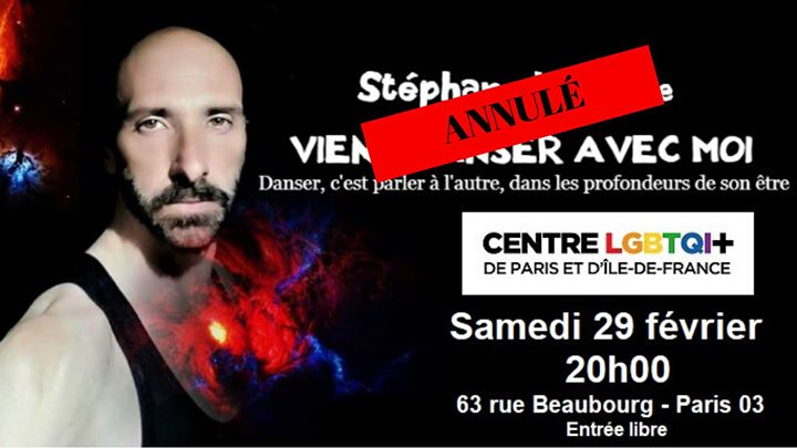 Viens danser avec moi a Parigi le sab 29 febbraio 2020 20:00-23:00 (After-work Gay, Lesbica, Etero friendly, Orso)