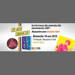 Rencontre avec Antoine Idier in Paris le Sun, November 18, 2018 from 05:00 pm to 07:30 pm (Meetings / Discussions Gay, Lesbian, Hetero Friendly, Bear)