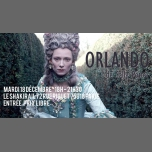 Projection d'Orlando de Sally Potter à Paris le mar. 18 décembre 2018 de 18h00 à 21h30 (Cinéma Gay, Lesbienne, Hétéro Friendly, Bear)