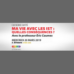 Ma vie avec les IST : quelles conséquences ? in Paris le Wed, March 20, 2019 from 08:00 pm to 10:00 pm (Meetings / Discussions Gay, Lesbian, Hetero Friendly, Bear)
