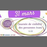 TDOV - Journée Internationale de Visibilité des personnes Trans à Paris le sam. 31 mars 2018 de 16h00 à 22h00 (Cérémonies Gay, Lesbienne, Hétéro Friendly, Bear)