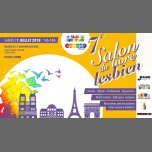 7e Salon du Livre Lesbien en Paris le sáb  7 de julio de 2018 14:00-18:00 (Festival Gay Friendly, Lesbiana)