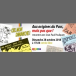 Rencontre avec Jan-Paul Pouliquen : du GLH au Pacs in Paris le Sun, October 28, 2018 from 05:30 pm to 07:30 pm (Meetings / Discussions Gay, Lesbian, Hetero Friendly, Bear)