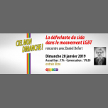 Rencontre avec Daniel Defert fondateur de AIDES in Paris le So 20. Januar, 2019 17.30 bis 19.30 (Begegnungen / Debatte Gay, Lesbierin, Hetero Friendly, Bear)