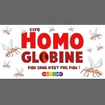 Homoglobine - Mon sang n'est pas pédé ! in Paris le Fri, November  9, 2018 from 07:00 pm to 01:00 am (Expo Gay, Lesbian)