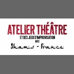 Ateliers théâtre et des jeux d'improvisation in Paris le Tue, June 26, 2018 from 06:30 pm to 08:30 pm (Workshop Gay, Lesbian, Trans, Bi)