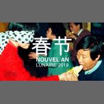 Nouvel an Lunaire 2019 - 春节 em Paris de  6 para 10 de fevereiro de 2019 (After-Work Gay)