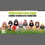 Printemps des Ours 2019 in Paris le Sat, March 16, 2019 from 07:00 pm to 11:59 pm (After-Work Gay, Bear)