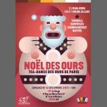 Le Noël des Ours à Paris le dim. 10 décembre 2017 de 18h00 à 23h00 (Tea Dance Gay, Bear)