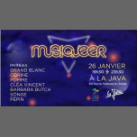 Musiqueer #2 in Paris le Sat, January 26, 2019 from 07:00 pm to 11:30 pm (Clubbing Gay, Lesbian, Trans, Bi)