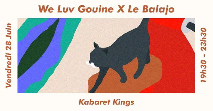 We Luv Gouine x Le Balajo : Kabaret Kings em Paris le sex, 28 junho 2019 19:30-23:30 (After-Work Lesbica)