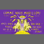 Comme Nous Mouillons in Paris le Sat, April 13, 2019 from 11:00 pm to 06:00 am (Clubbing Lesbian)