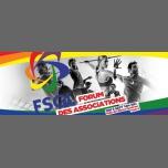 Forum de rentrée FSGL à Paris le dim.  9 septembre 2018 de 14h00 à 19h00 (Festival Gay, Lesbienne, Hétéro Friendly, Trans, Bi)