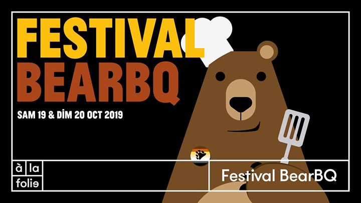 Festival BearBQ 2019 in Paris le Sat, October 19, 2019 from 02:00 pm to 11:59 pm (After-Work Gay Friendly)